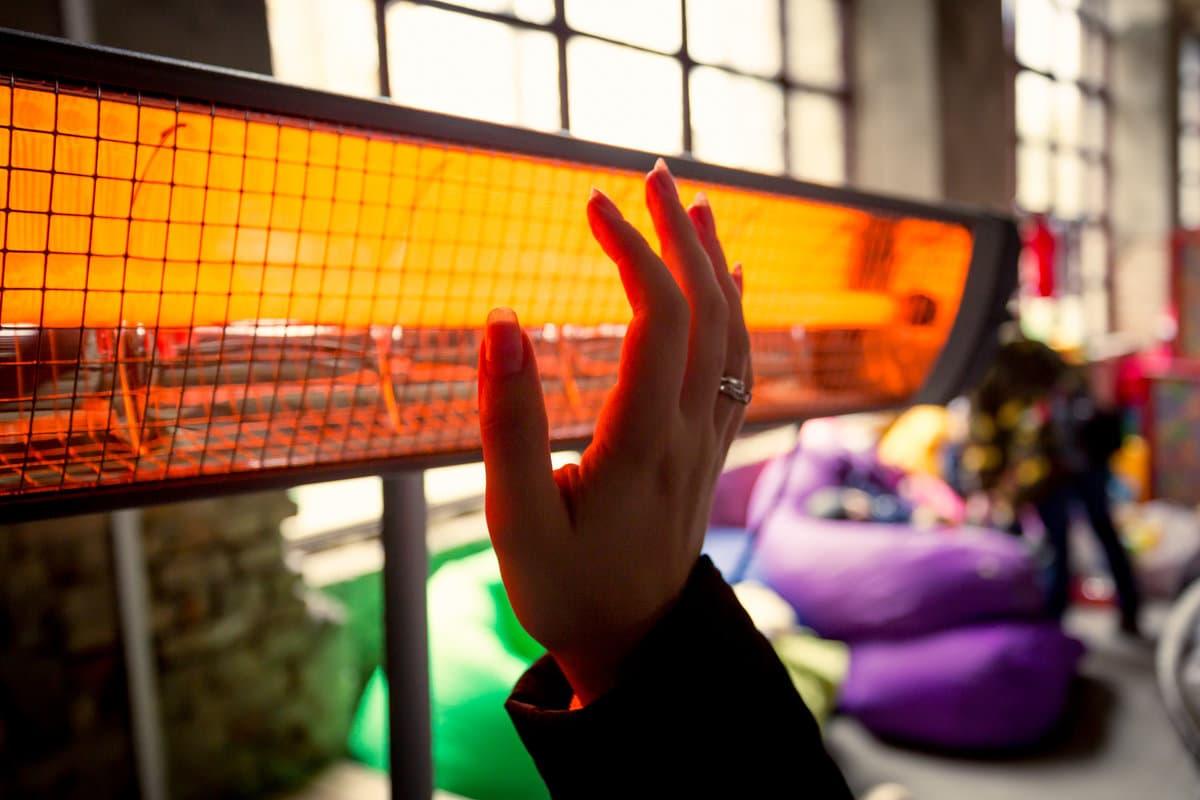 infrarood terrasverwarming voordelen