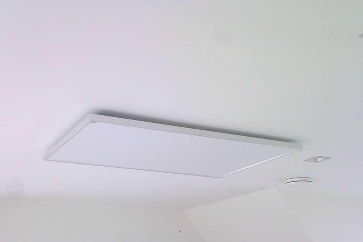 Infrarood verwarming badkamer: info, soorten en prijzen