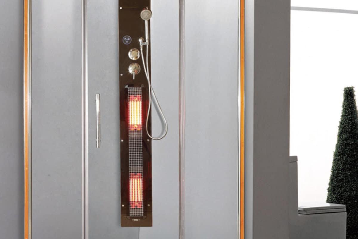Infrarood Panelen Badkamer : Infrarood douche: prijs soorten & voordelen