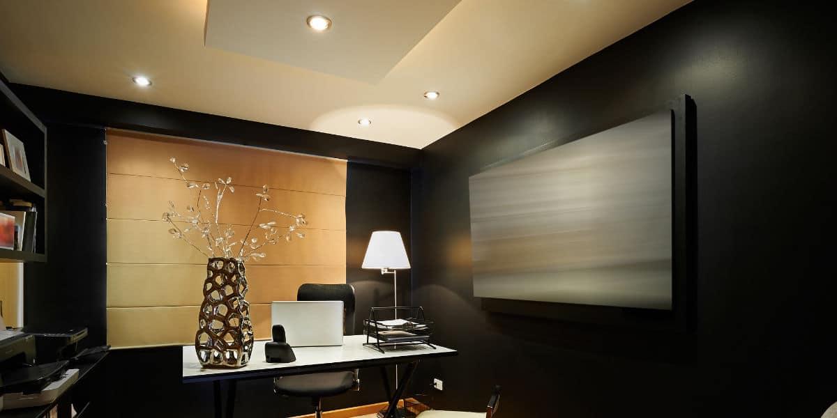 Infraroodverwarming plafond