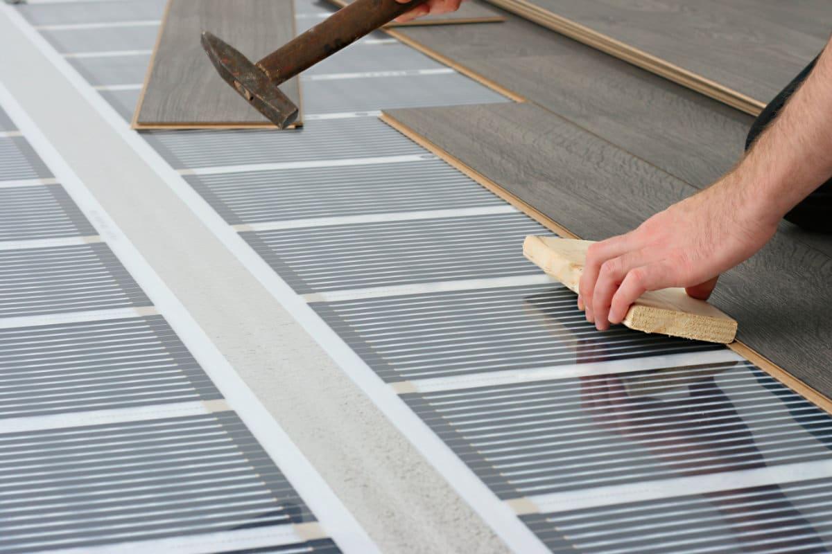 prijs infrarood vloerverwarming