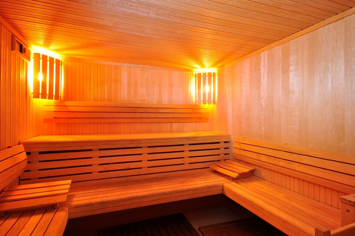 Infraroodverwarming info soorten prijzen for Cost to build a sauna